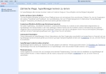 Screenshot hyperManager Page